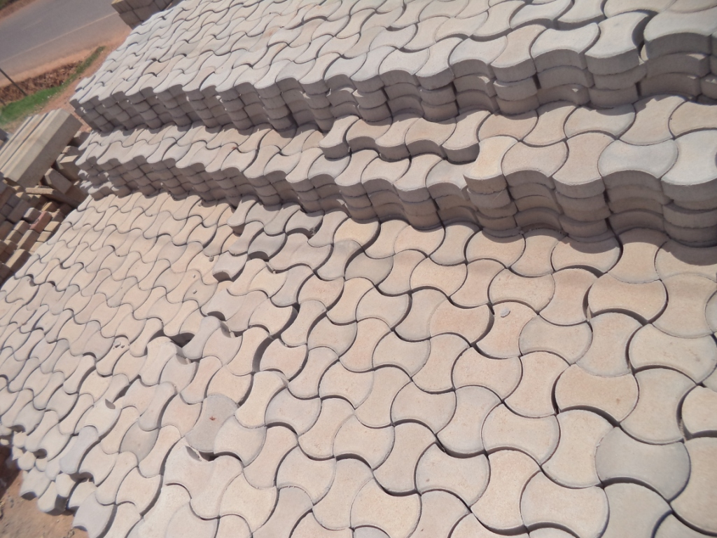Sindani constractors u ltd specialists in making pavers lining moon paver dailygadgetfo Gallery